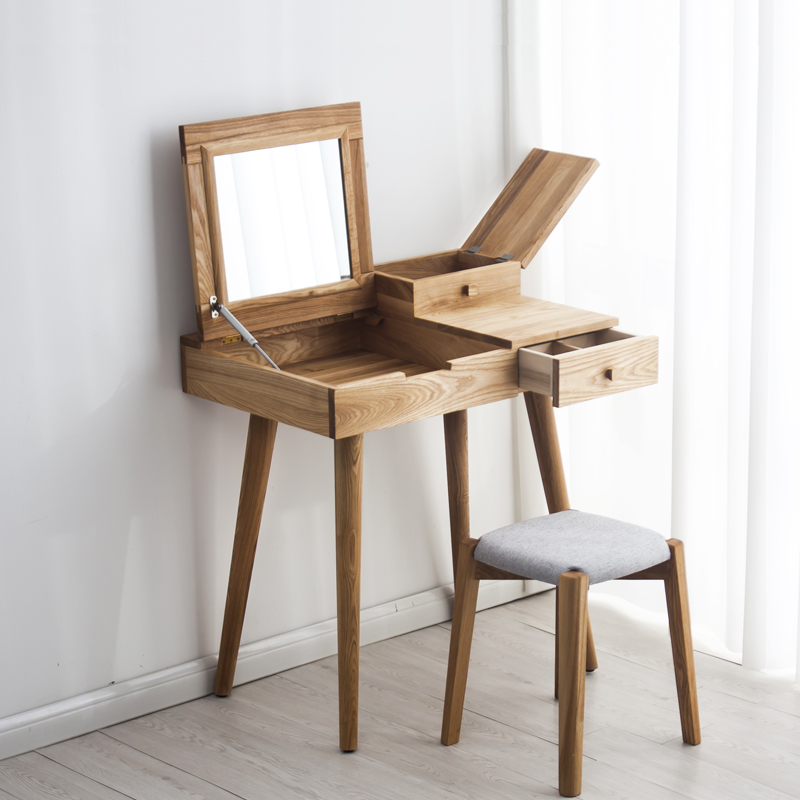 8. Because What Kind Of Hipster Are You If Youu0027re Not Buying Precarious  Looking Wooden Furniture? This Table Set Looks Like It Belongs In A  Sylvanian ...